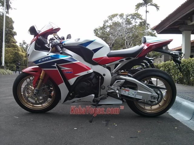 CBR 1000RR SP
