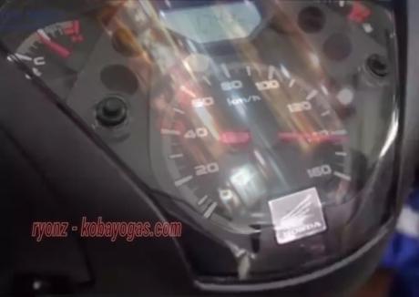 Speedometer New Spacy 125 esp?