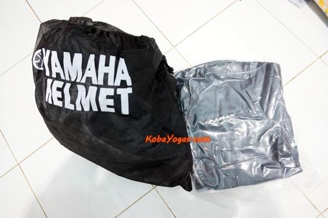 Jaket Yamaha NMax Non ABS