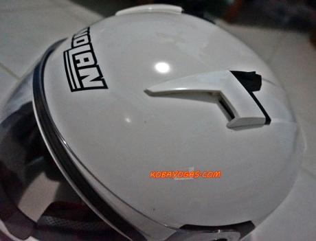 Nolan N64 white
