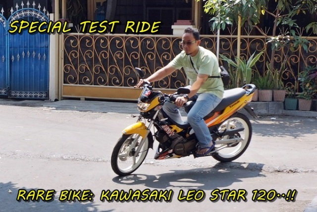 Kawasaki Leo Star 120 SSR