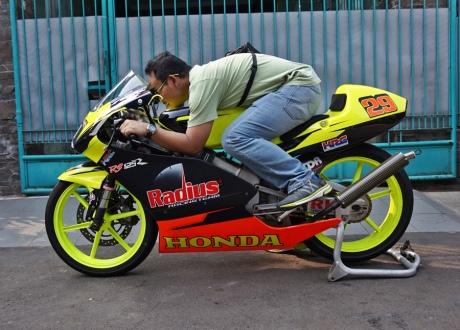 Honda RS125R NX4