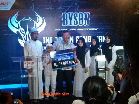 launching New Byson FI