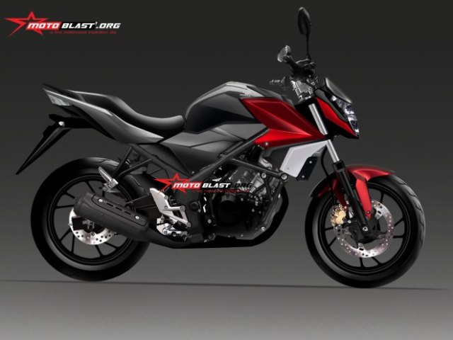 New Honda CB150 render 1