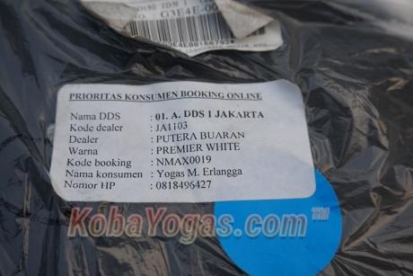 Yamaha NMax Non ABS Kobayogas 4