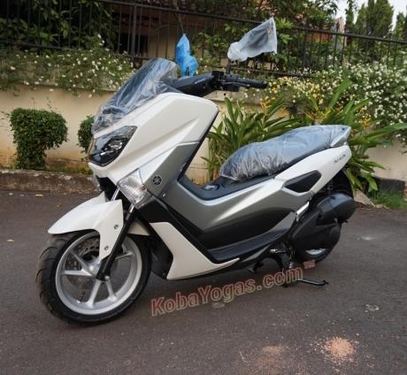 Yamaha NMax Non ABS Kobayogas