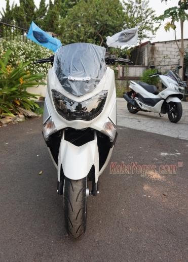 Yamaha NMax Non ABS Kobayogas 3