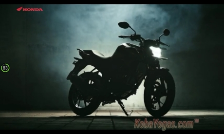 All New Honda CB150