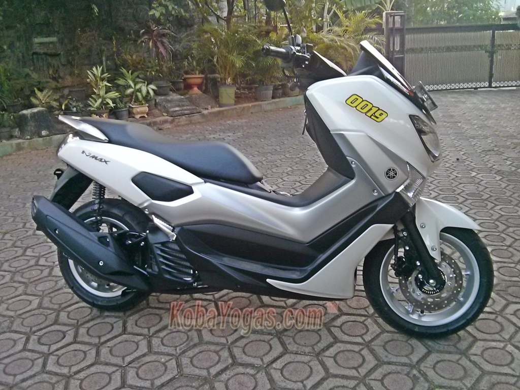 Mengapa Memilih Yamaha Nmax Non Abs Simple Because It S Worth To