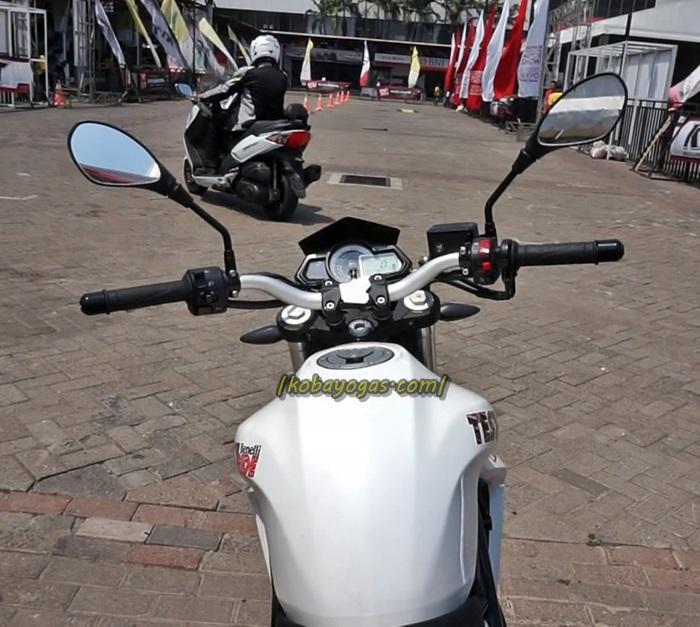 First Ride Benelli TNT 250 Suaranya Merdu Performanya Kok