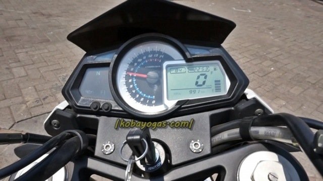Benelli TNT 250 Speedometer