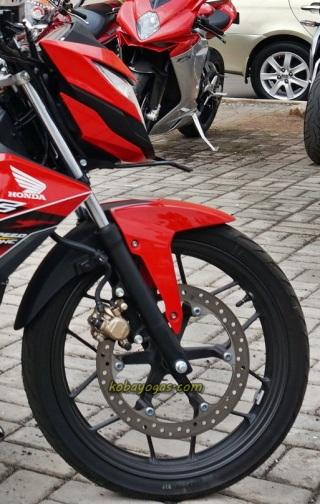 disc brake honda sonic 150