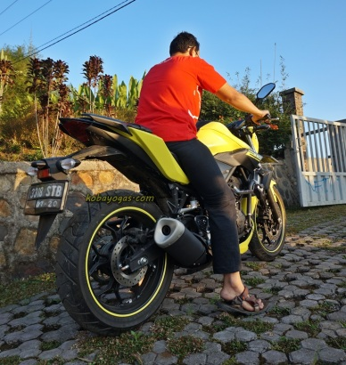 Yamaha MT25 17