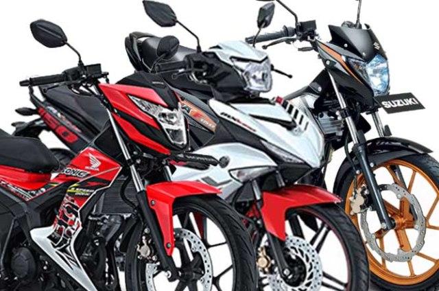 Komparasi-Honda-Sonic-150R-Yamaha-MX-King-dan-Suzuki-Satria-FU150