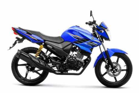 New Yamaha Fazer 150 blue