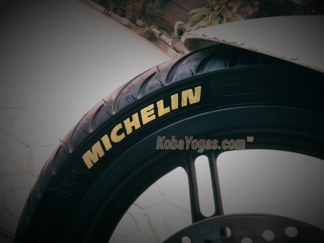 michelin by toyo paint marker