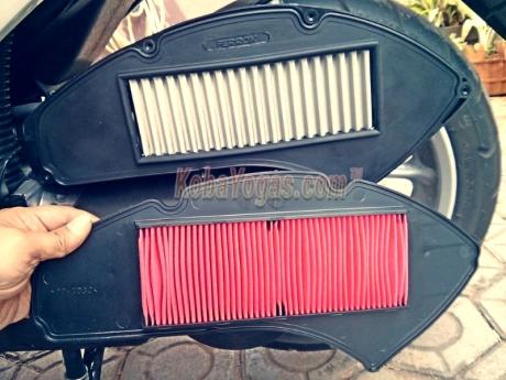 Air filter NMax