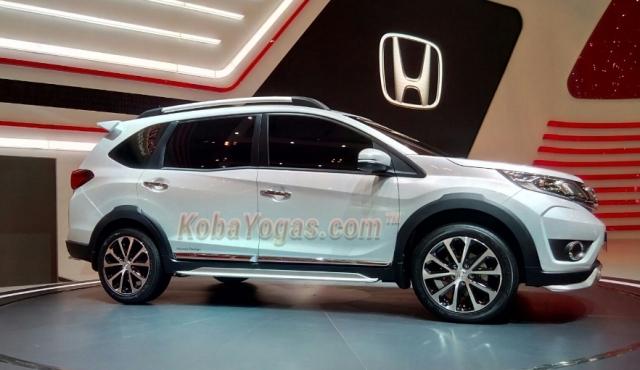 Honda BRV Indonesia 1
