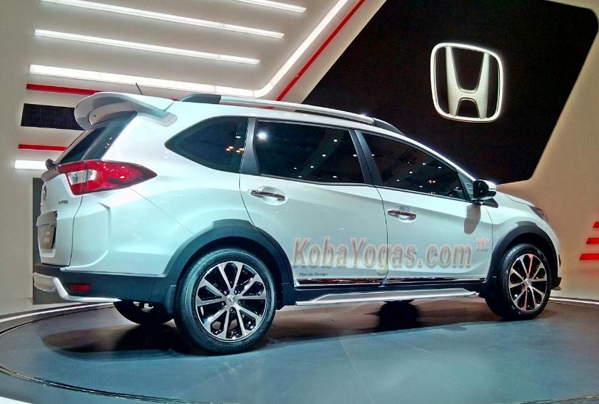 Foto-Foto Honda BRV 7 Seater Yang Lebih Jelas Plus ...
