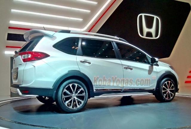 Honda BRV Indonesia 2
