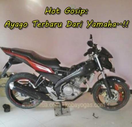 ayago baru Yamaha