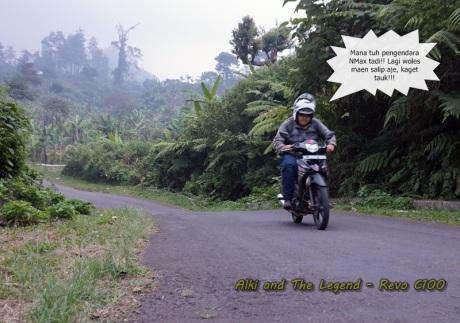 Honda Revo C100 2008, Memang Istimewa dan Terbukti Tangguh!!