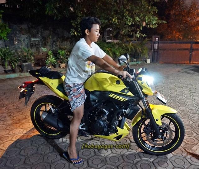 Yamaha MT25 Kuning 5