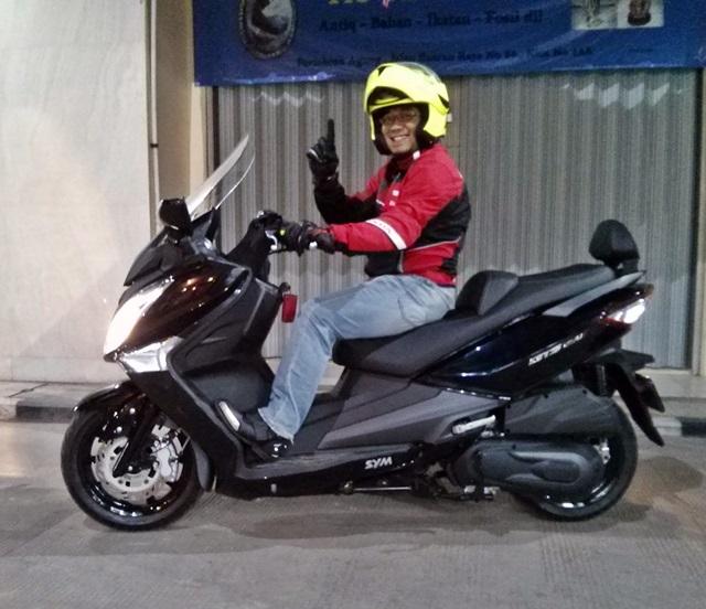 250i Bmw: Test Ride Dan Review Skutik Taiwan SYM GTS 250i Part I