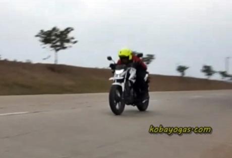 Sprint Test New CB150R 201 M by Kobayogas 3