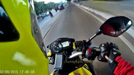 top speed MT 25