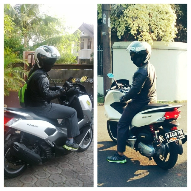 Nmax vs PCX