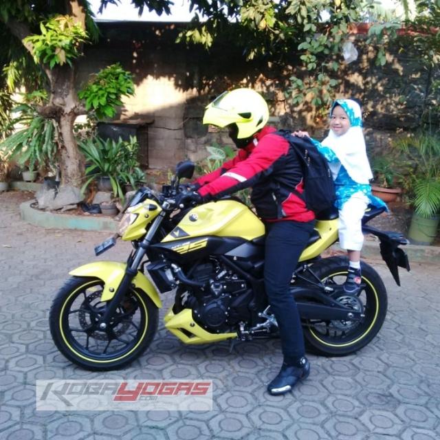 Yamaha MT25 Kuning 7