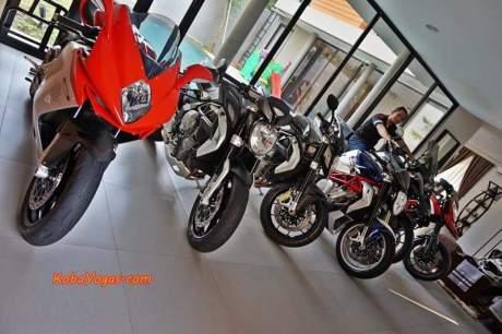 koleksi motor eksotis