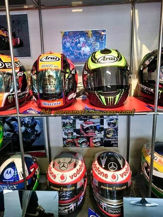 Arai Ricoland Store Japan