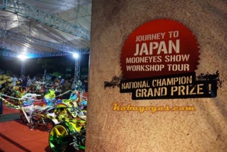 Honda Modif Contest 2015