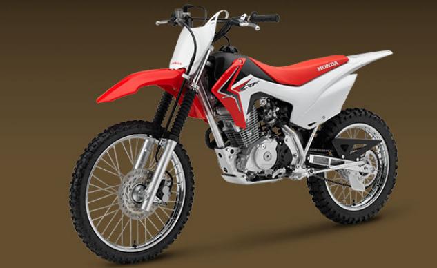 Honda CRF150F 2