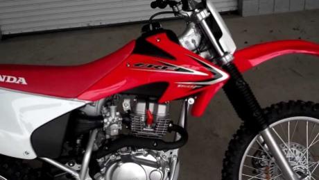 Honda CRF150F 4
