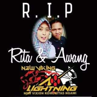 Rita dan Awang New Viking
