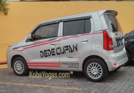 Karimun Wagon R TRD