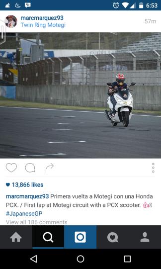 Marquez New PCX