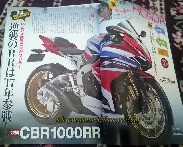 CBR 1000RR 2016
