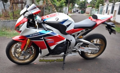 review CBR1000RR SP 2