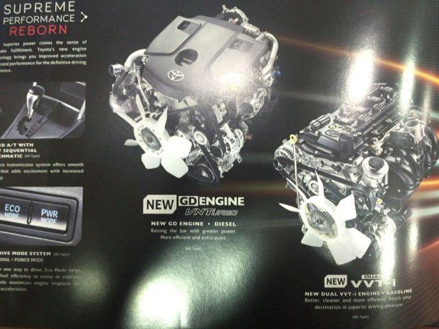 mesin new kijang innova 2016
