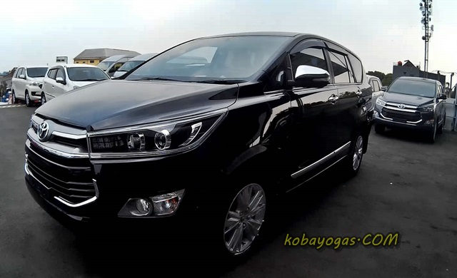 All New Kijang Innova 2