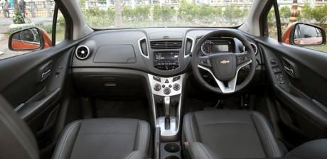 Mengupas Fitur Bejibun Milik Chevrolet Trax Turbo Punya Apa