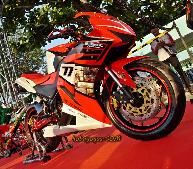 modifikasi new cbr150
