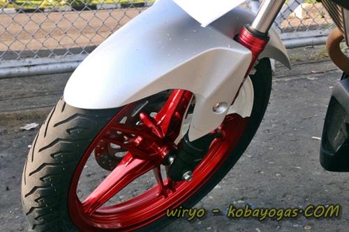 modifikasi new vixion lightning kobayogas 7