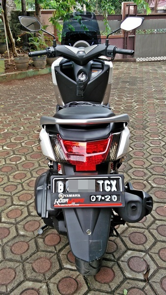 yamaha nmax modifikasi