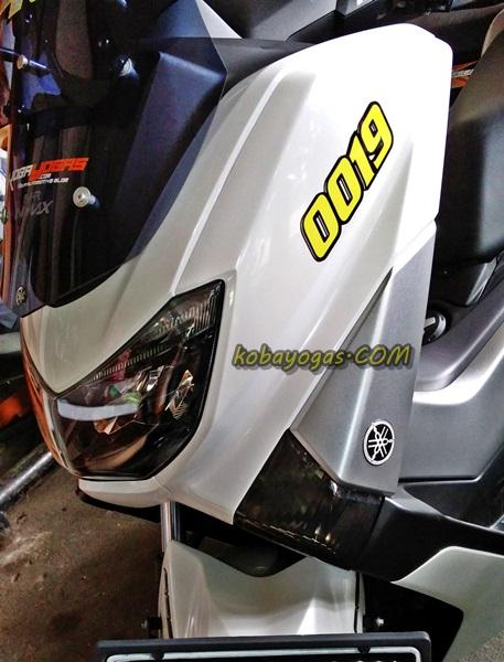 Yamaha NMax non ABS 3