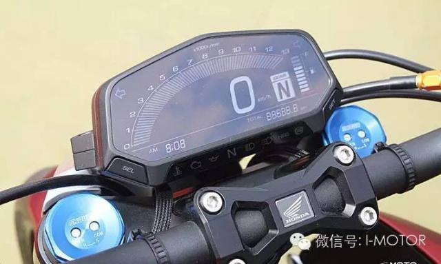 speedometer Honda SFA